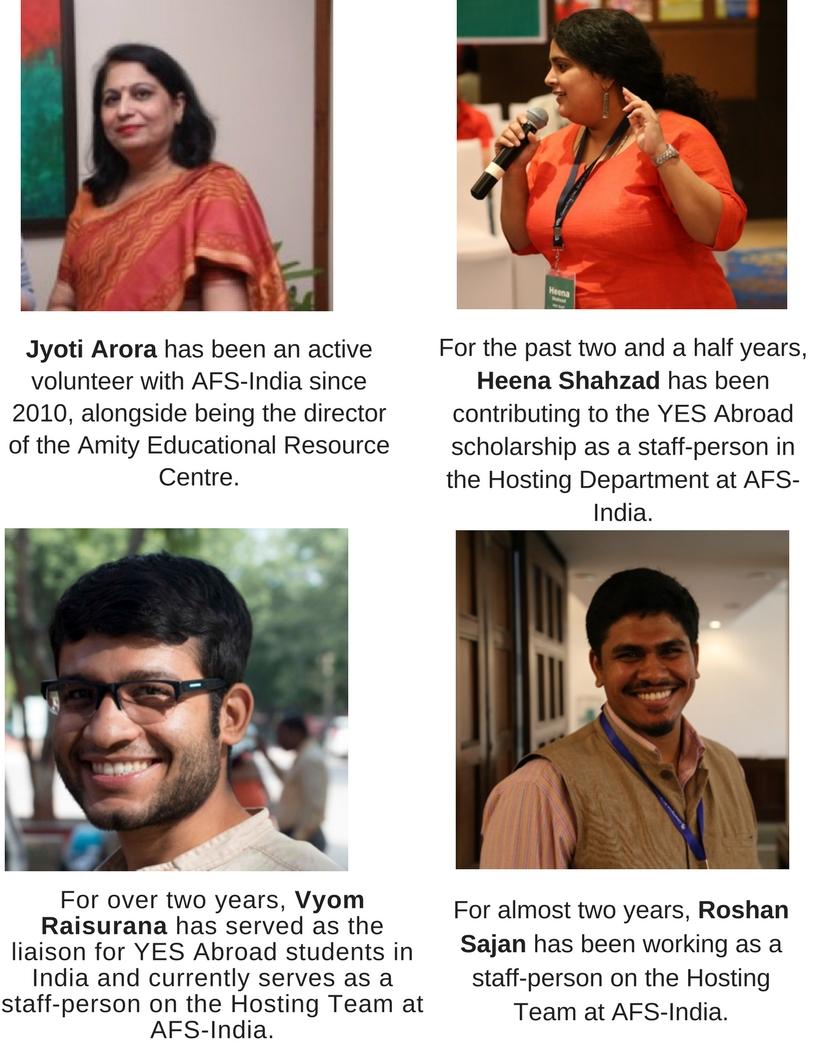 India Staff