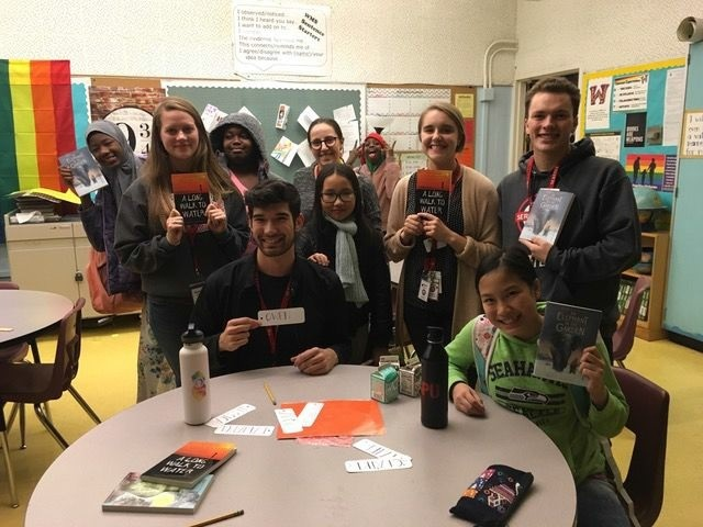 Book Club Students