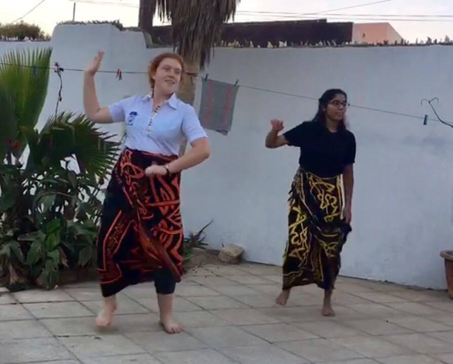 Cricket Senegalese Dance