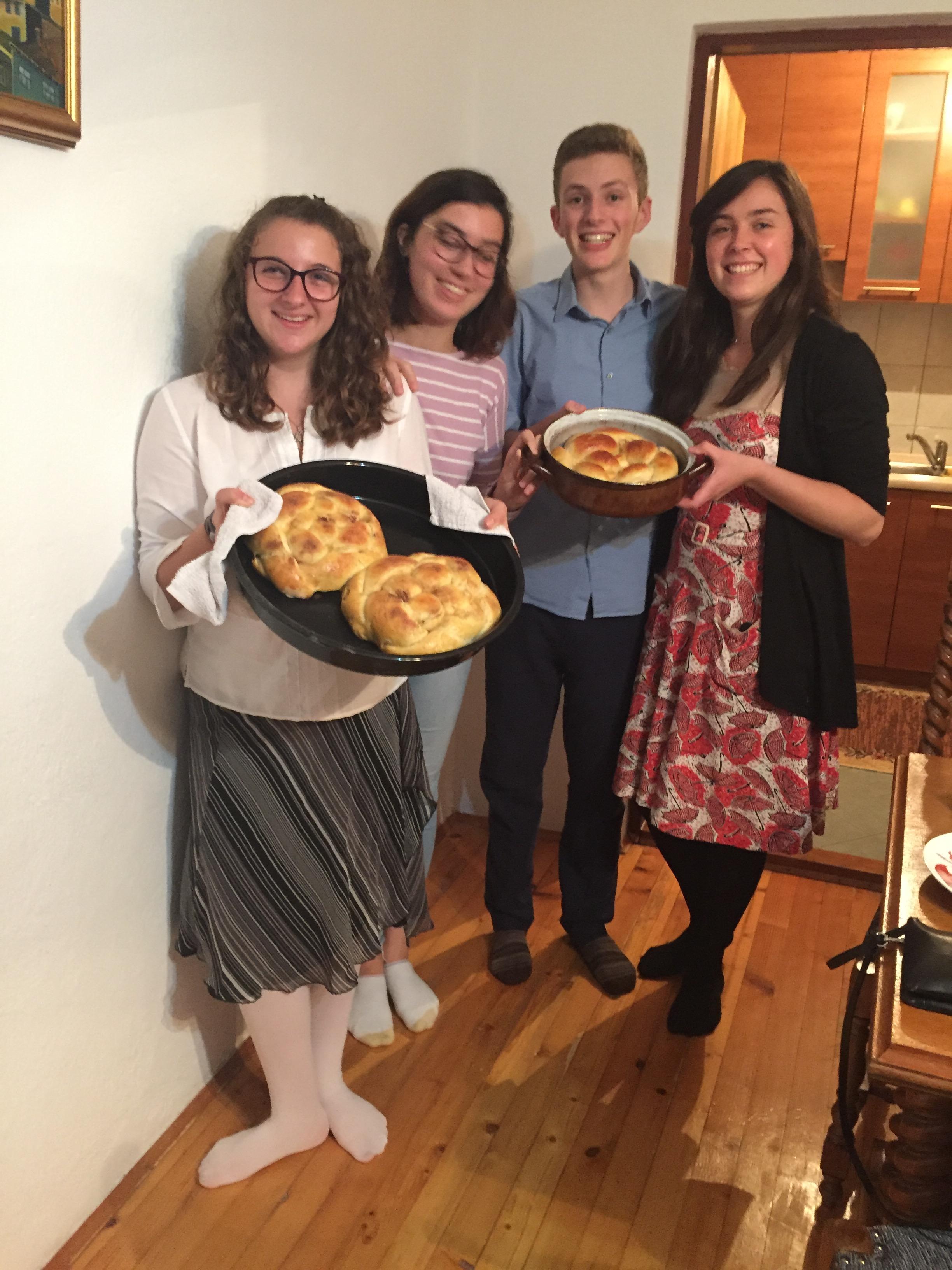 Celebrating Rosh Hashanah And Yom Kippur In Sarajevo Yes Abroad