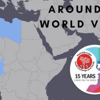 Around the World Videos - April