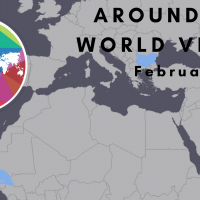 Around the World Videos - February