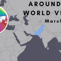 Around the World Videos - March