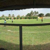 Softball in Senegal
