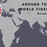 Around the World Videos - October