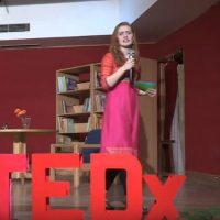 TEDx Talk by YES Abroad India Student