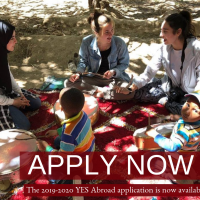 APPLY NOW! YES Abroad 2019-2020