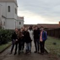 Yes  Abroad  Students At The  Trappist  Monastery 0