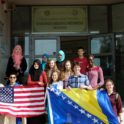 Yes  Abroad And  Access Students In  Mostar