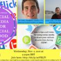 Social Media Social Good Official Flyer