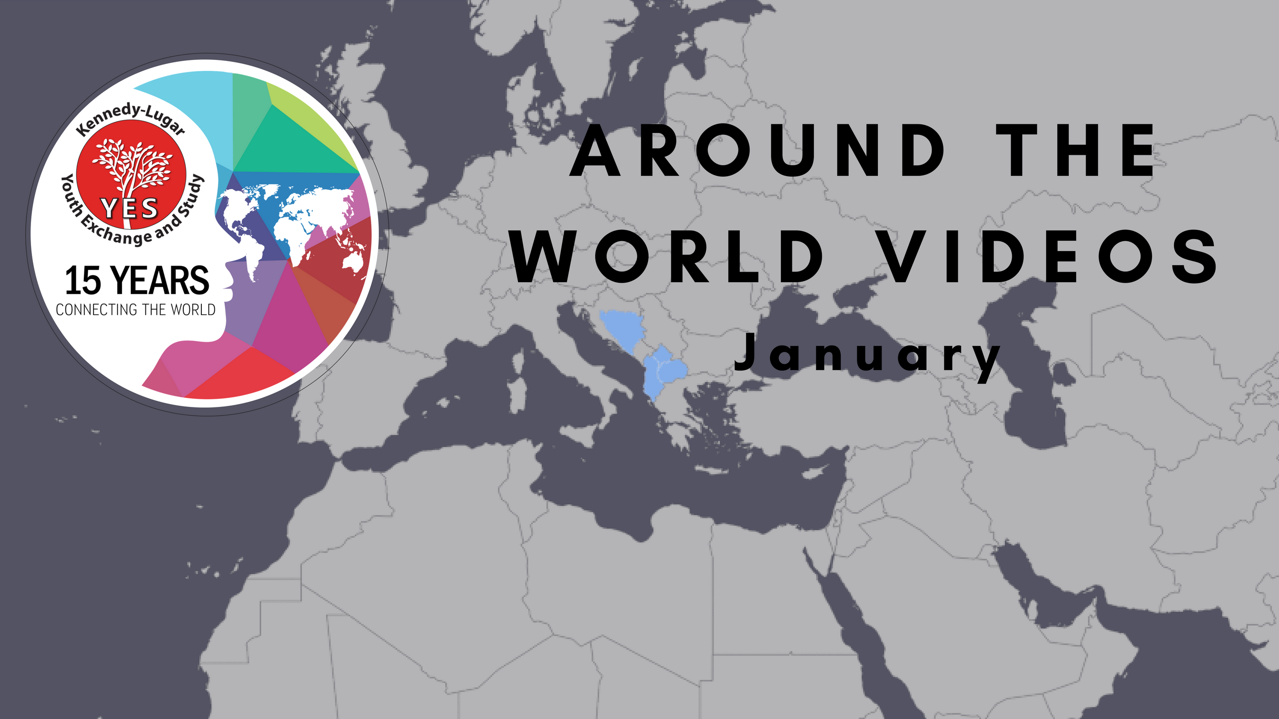 Around The World Jan