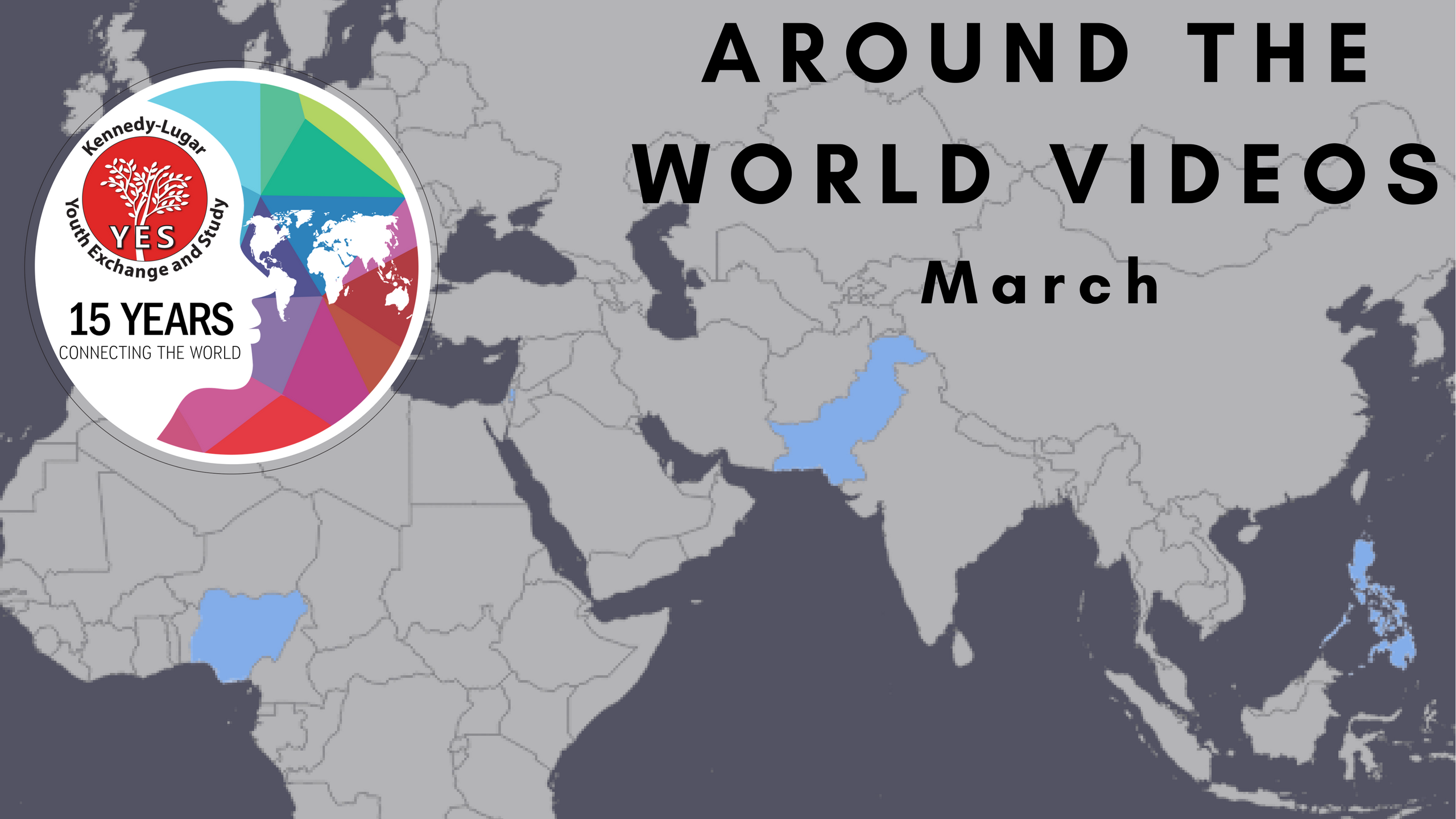 Around The World March
