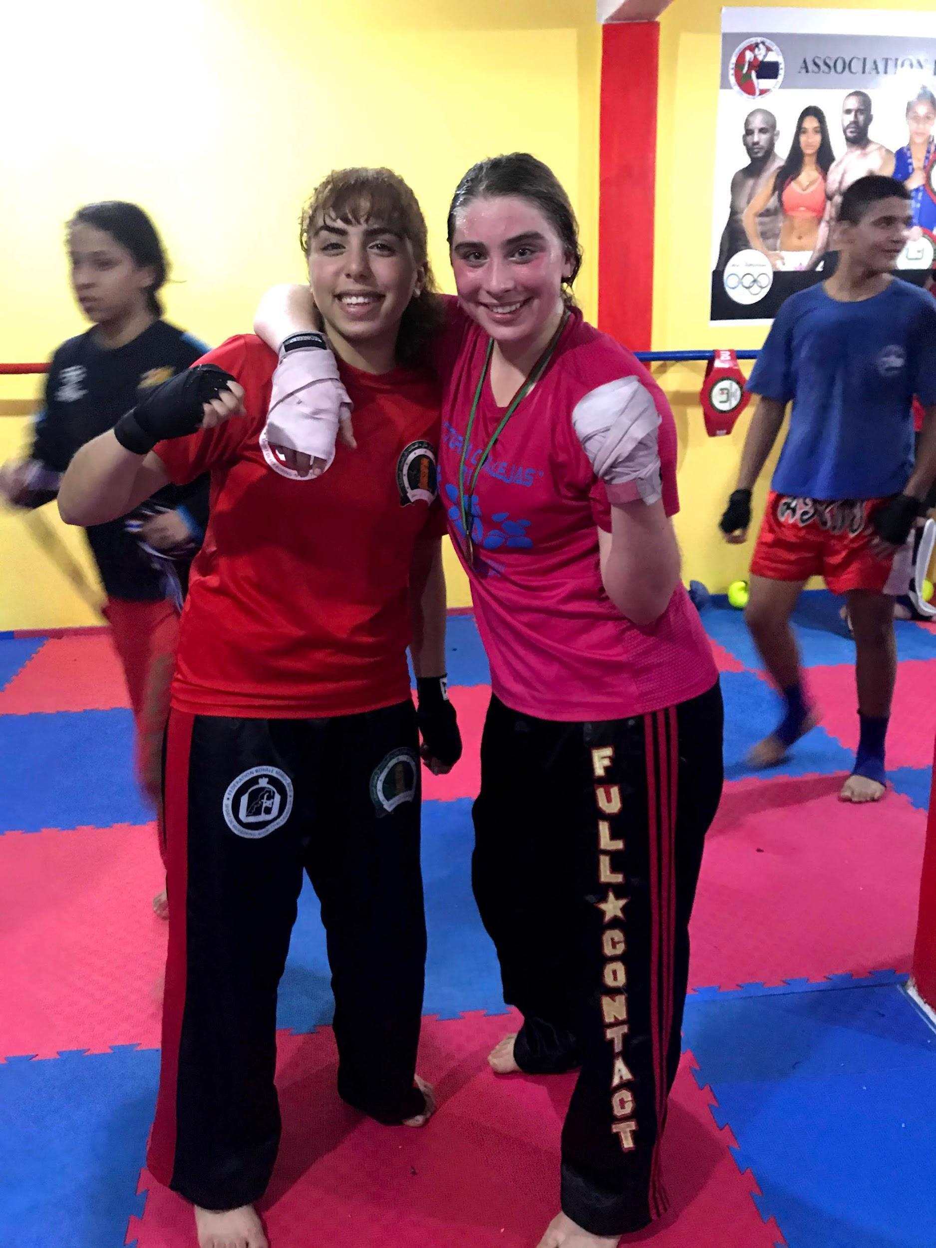 Chloe Taekwondo 1