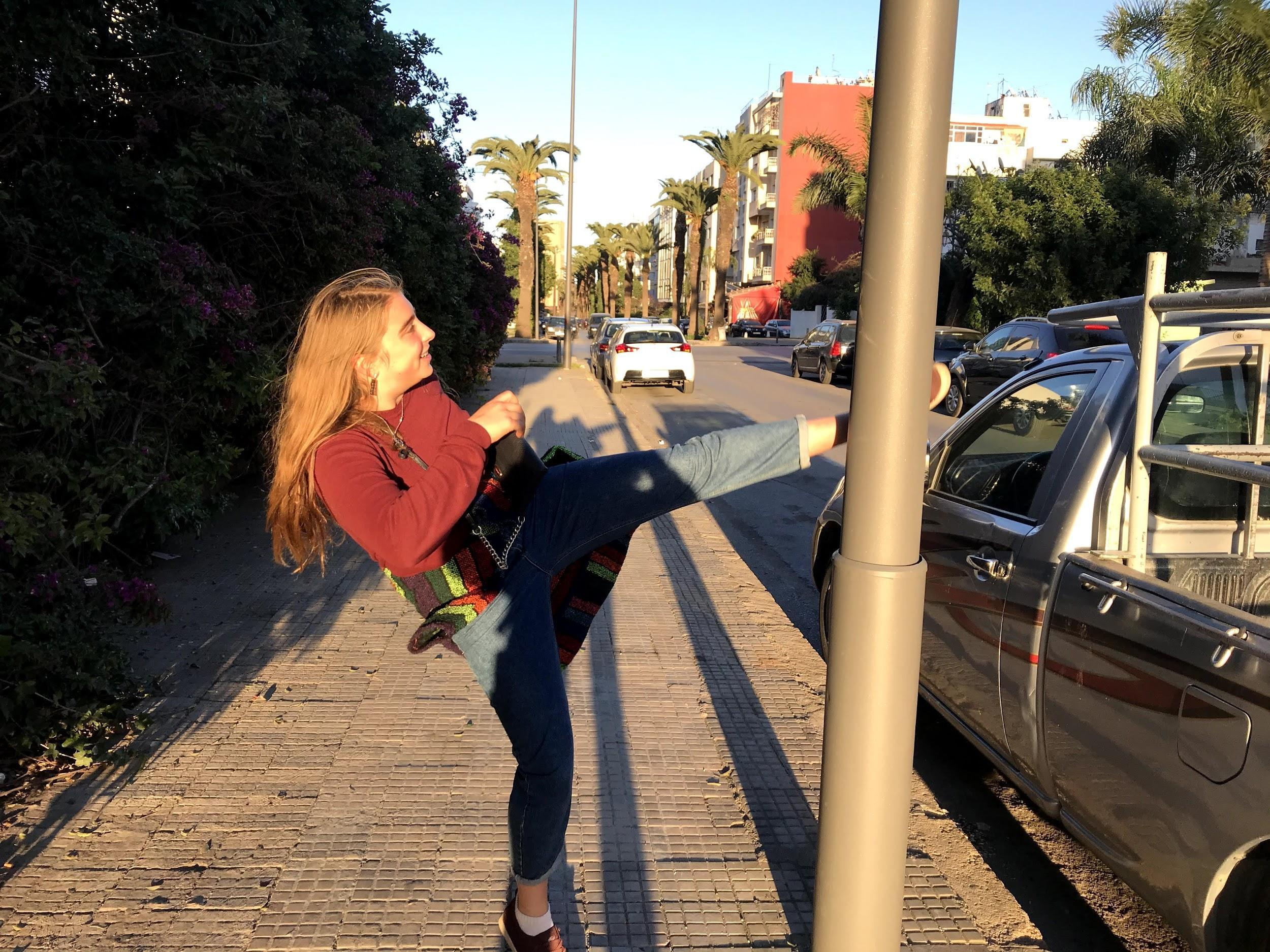 Chloe Taekwondo 2