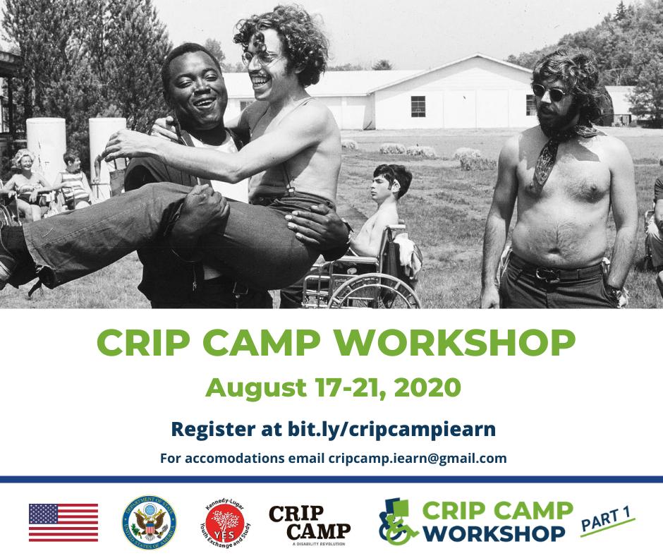 Crip Camp Campaign Launch 4