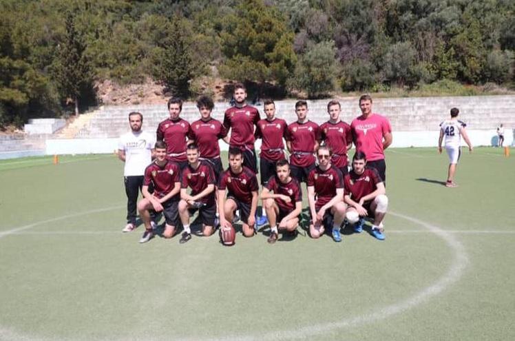 Haakon Football Team
