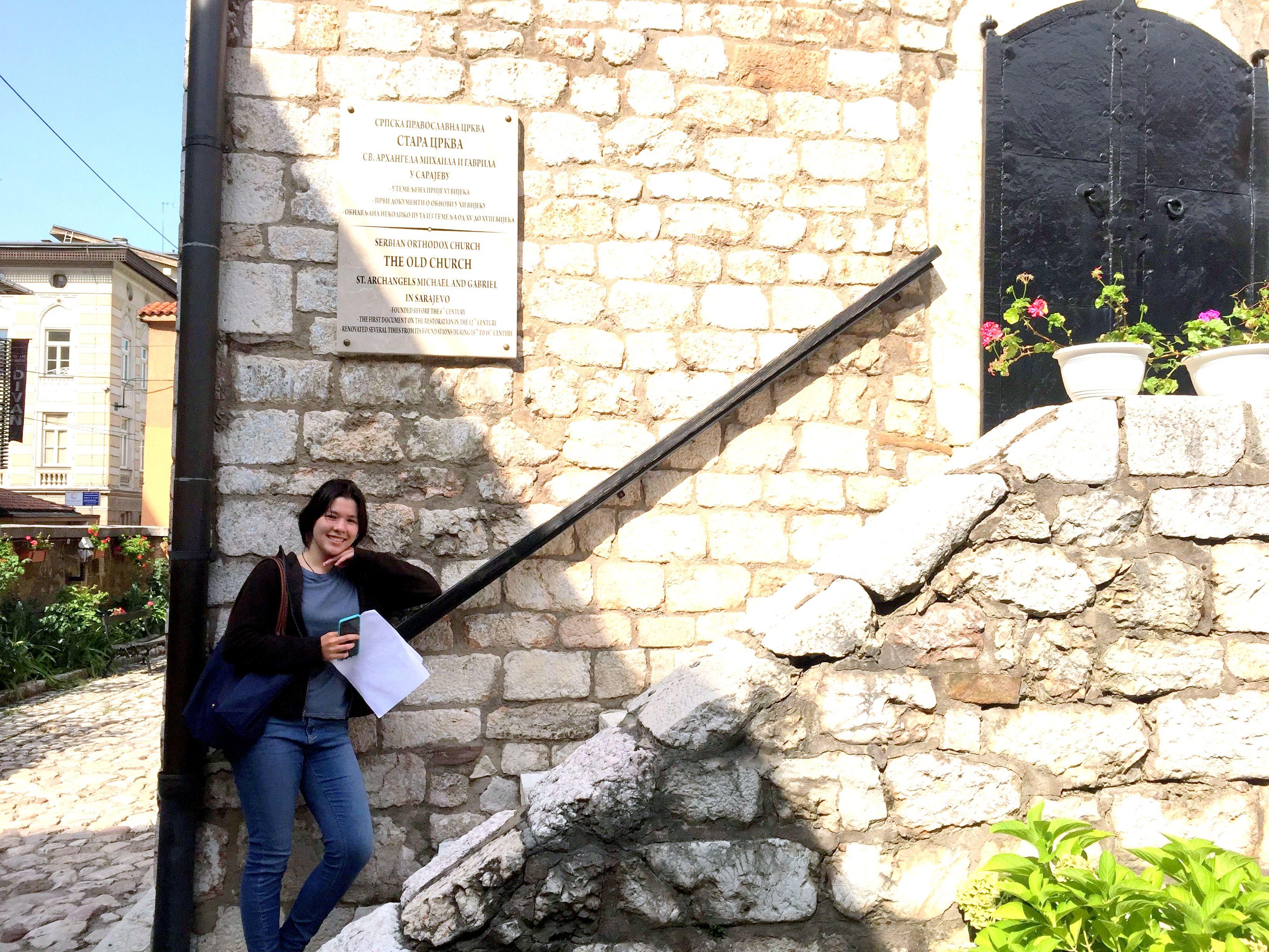 Haley Old Orthodox Church