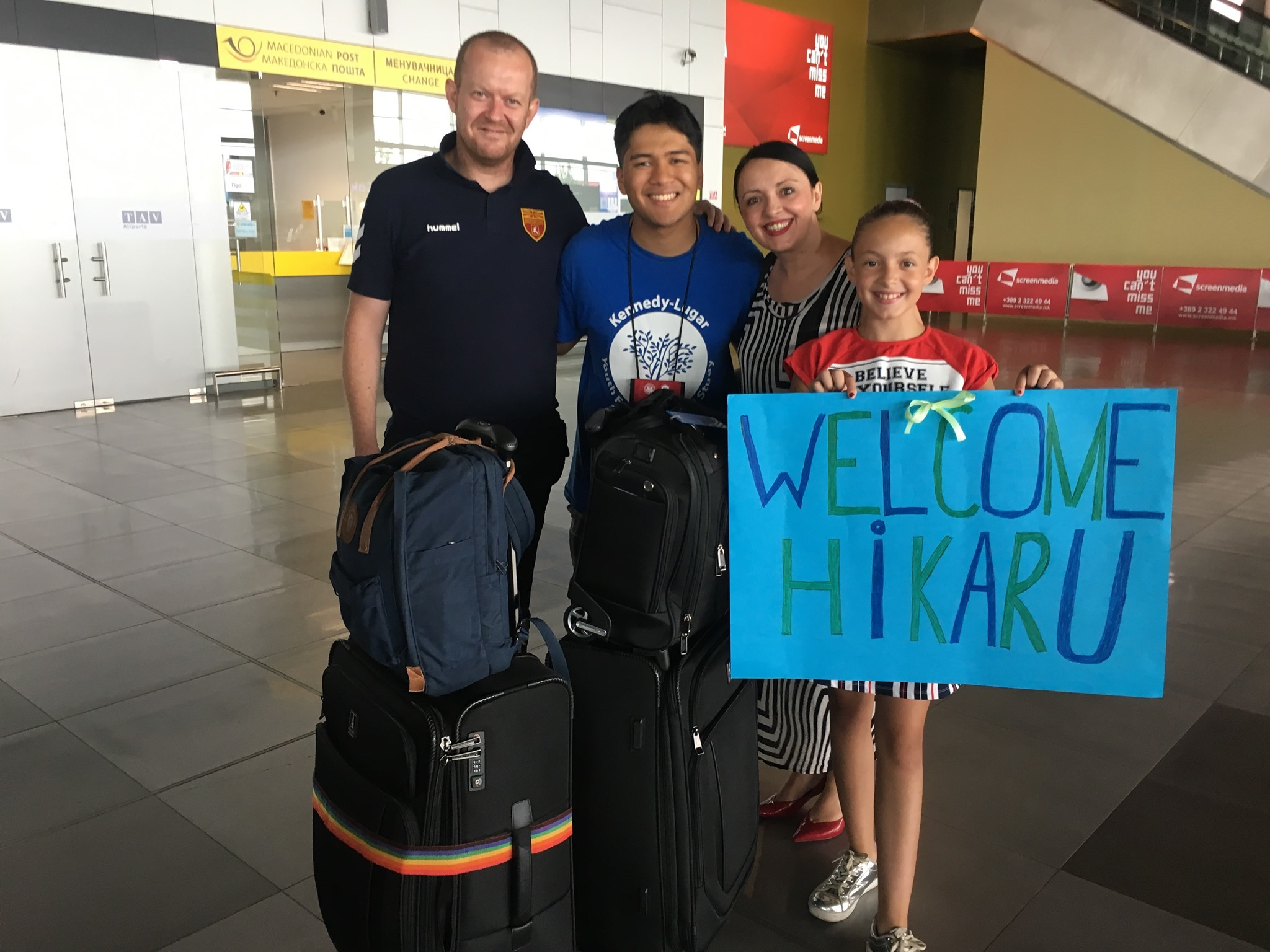 Hikaru And Hf