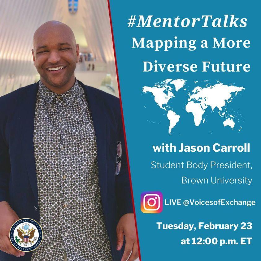 Jason Carroll Mentor Talks