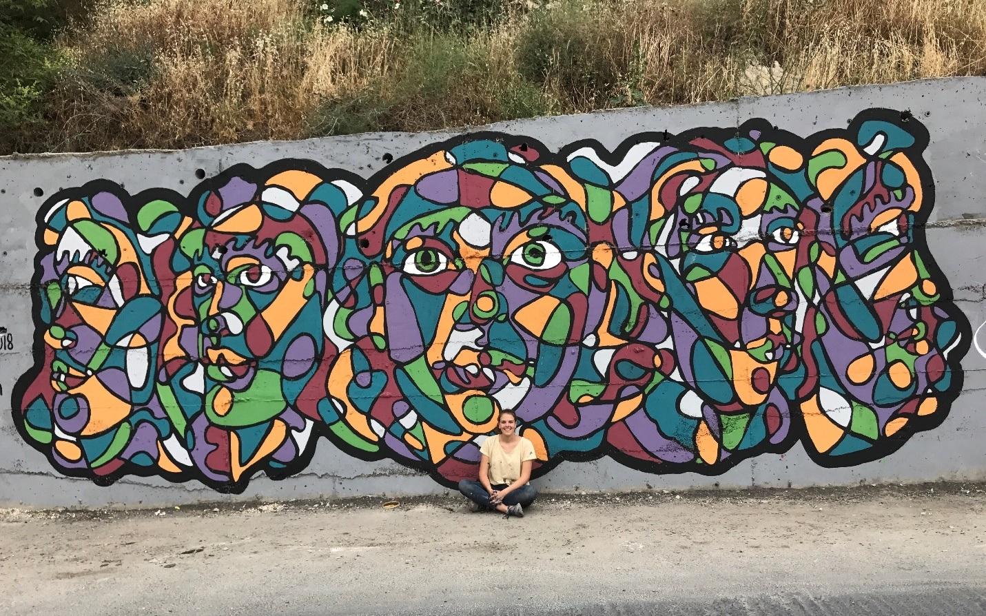 Phoebe Mural