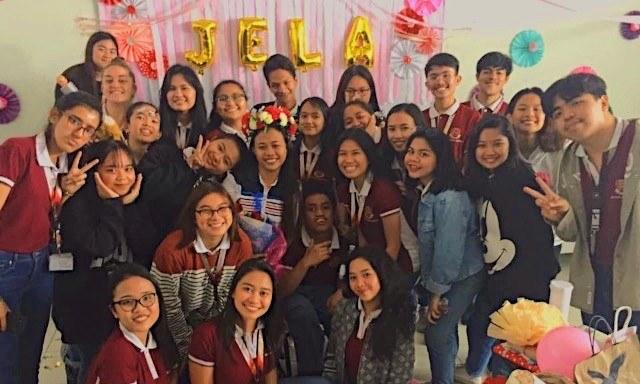 Scattini Giana Celebrating Teachers Day In The Philippines