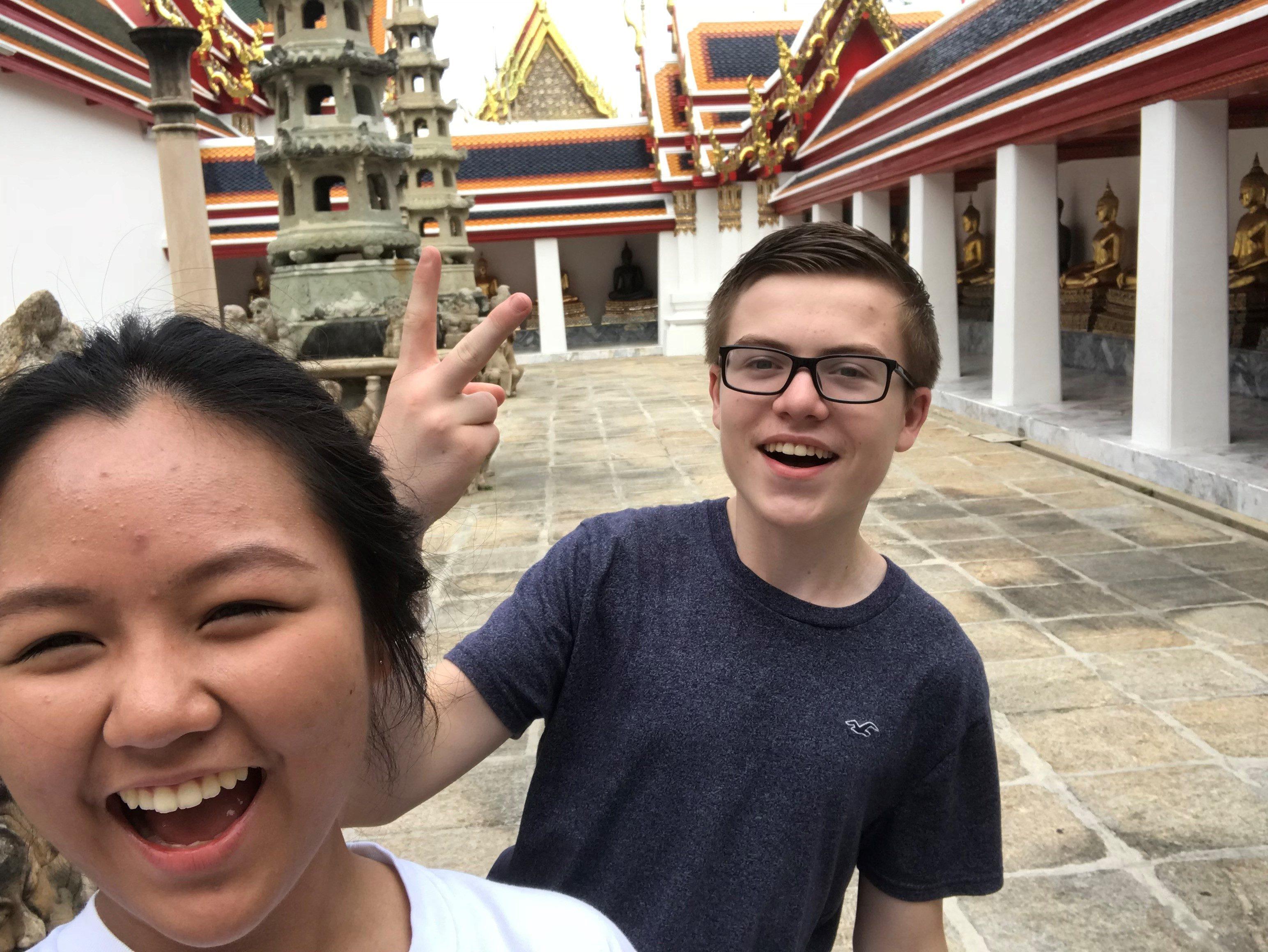 Tha Wilson Luke Wat With Friend 2 1