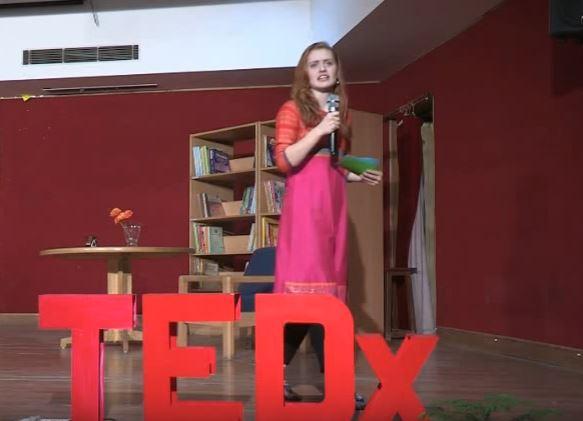 Ted X Maeve Cameron