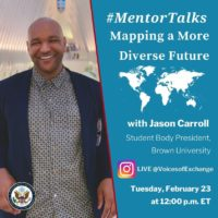 #MentorTalks with YES Abroad Alumnus Jason Carroll