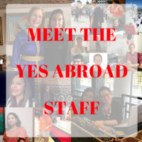 Faces of YES Abroad