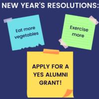 YES Alumni Grant Proposal Action Plan