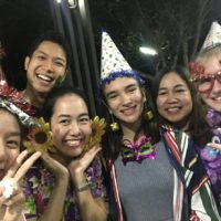 A Tearful New Year's Eve in Thailand