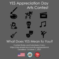YES Appreciation Day Arts Contest