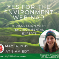 YES for the Environment Webinar