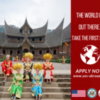 APPLY NOW! YES Abroad 2020-2021