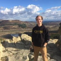 March American Abroad Student of the Month: Joey Johnson