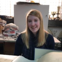 February American Abroad Student of the Month: Olivia Jenkins