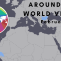 Around The World Feb