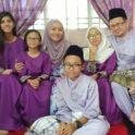 Mayer Patel Sejal The Key To Exchange Purple Family Photo