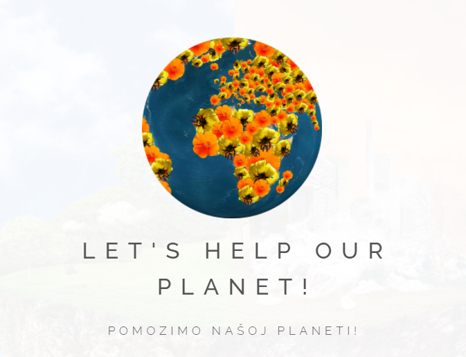 Lets Help Our Planet Website
